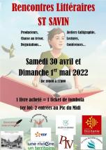 Salon de Saint Savin en mai 2021